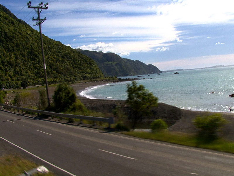 career break travel adventures in New Zealand, Kiwi Rail, Tranzscenic trains