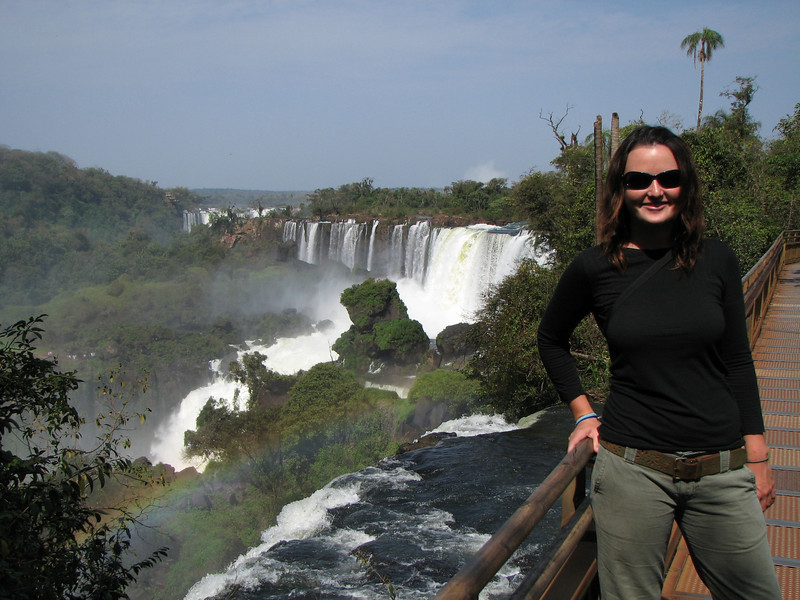 career break, career break travel, Iguazu Falls, Argnetina