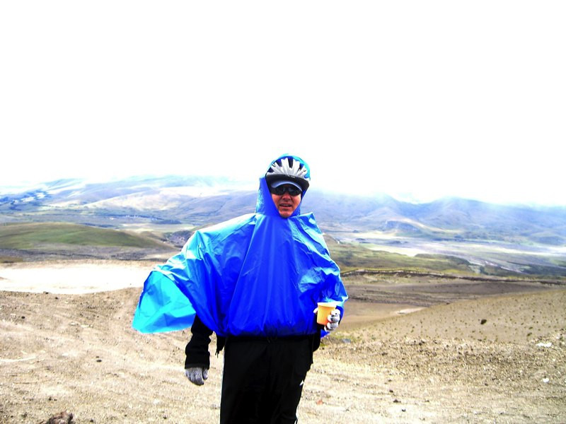 ditch the cubicle, gap adventures career break series, career break travel adventures in Ecuador, biking Cotopaxi, jeff jung
