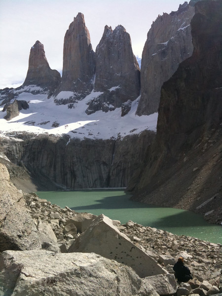 career break travel, Patagonia, Torres Del Paine