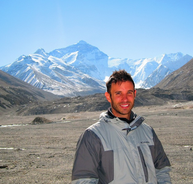 career break travel in Nepal, Mt. Everest, Where the hell is rory, traveling round the world