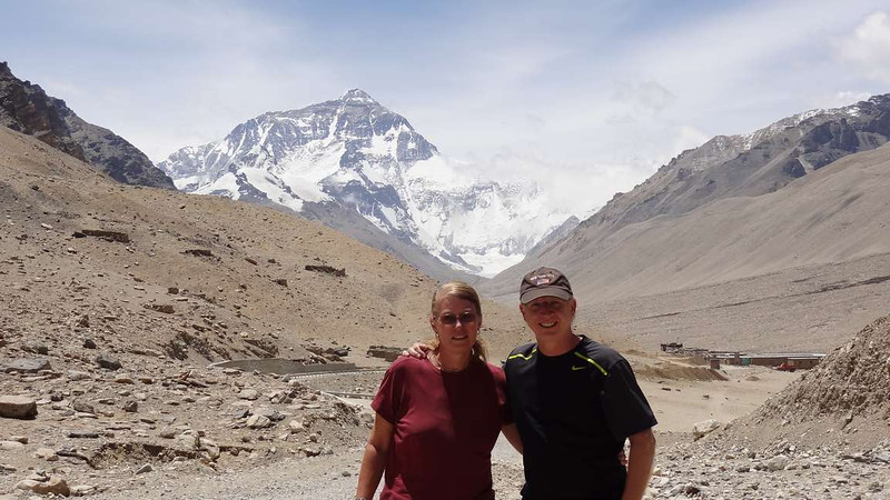 Trekking the Planet, Everest Base Camp, career break travel in Tibet, China