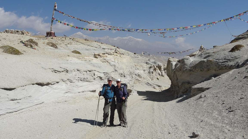 career break travel in Nepal, trekking the planet