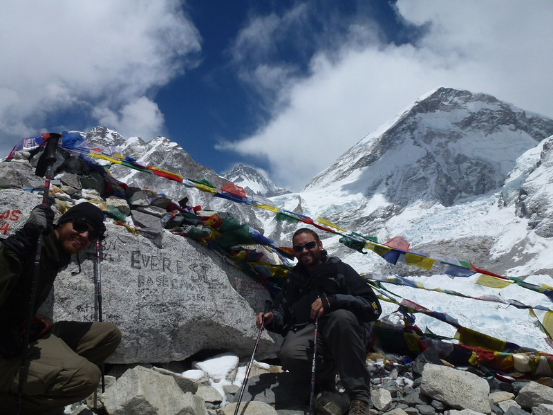 global encounter, career break travel, Mount Everest