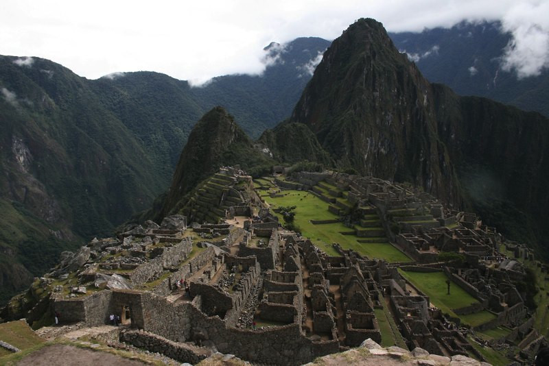career break travel adventures in Peru, Machu Picchu